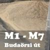 Csőtörés volt a Budaörsi uton!